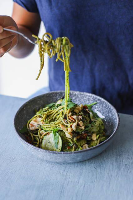 Begin met veganistisch eten met vegan maaltijden van Oh My Guts