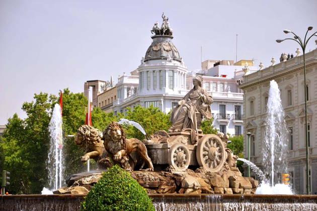 Пешком по Мадриду за 3 часа