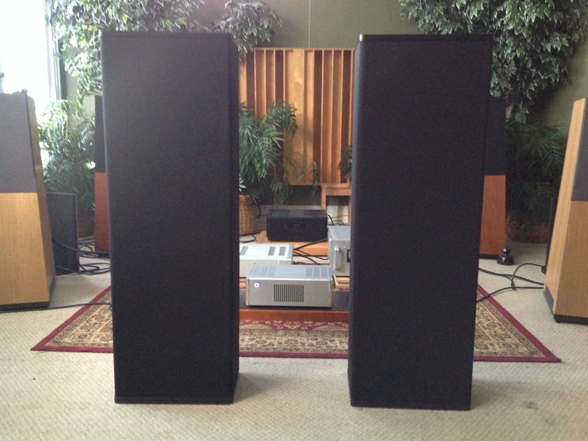 Vandersteen 3A Signature Black With Sound Anchors
