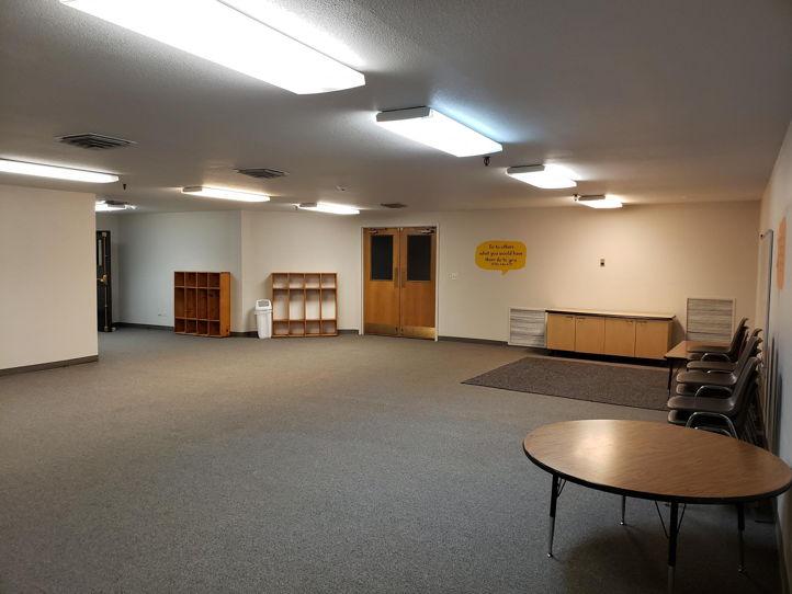 Faith Community Center - Kids Blast Area