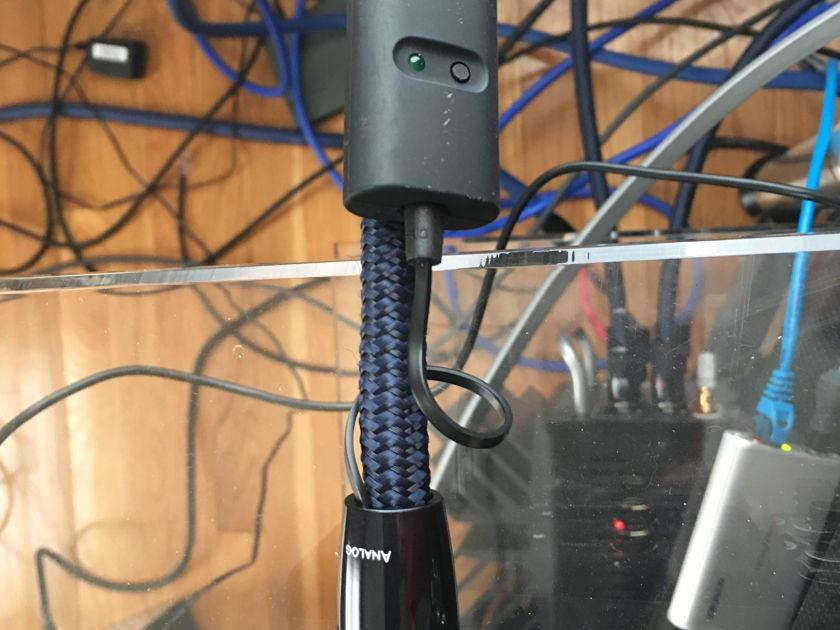Audioquest Wild Blue Yonder 1 meter XLR