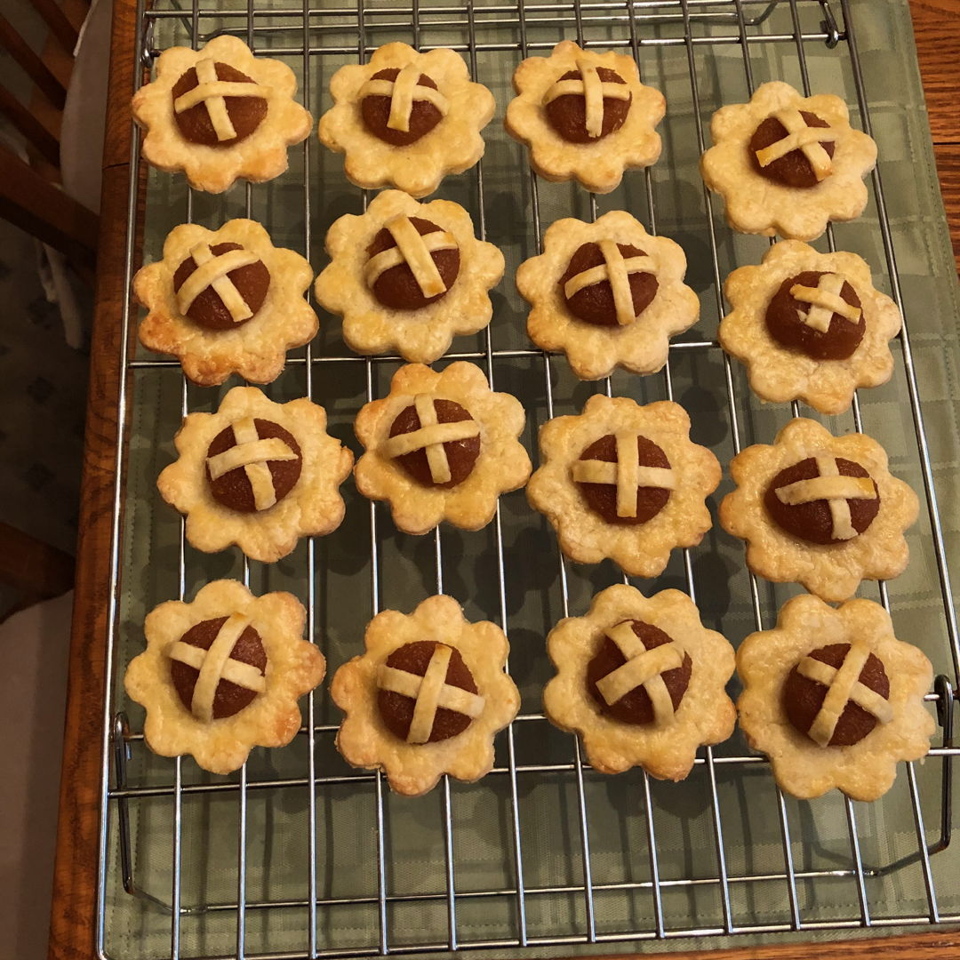 Made these to go with my Easter ham.