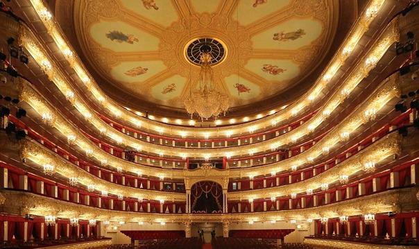 Исторический тур по Большому театру