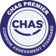chas accreditation company construction health and safety