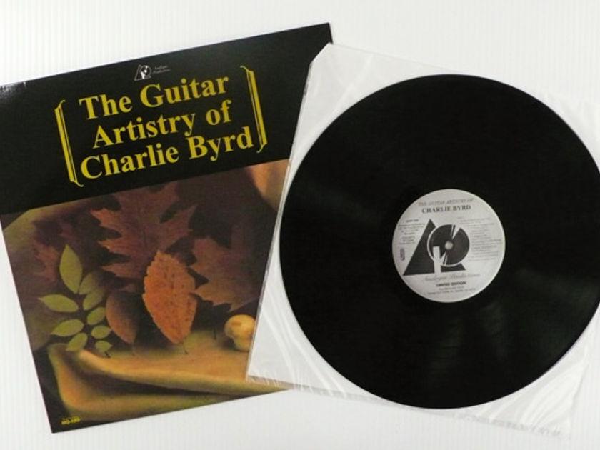 Charlie Byrd :: -  The Guitar Artistry of Charlie Byrd