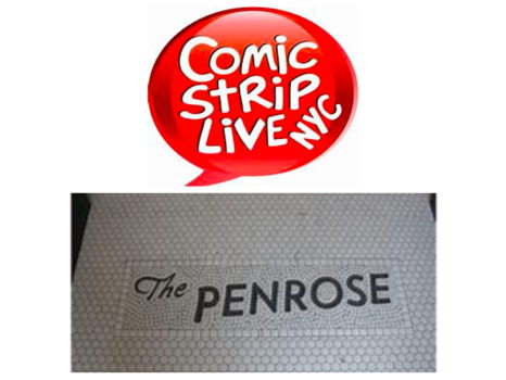 Six (6) Tickets to Comic Strip Live NYC and $200 for The Penrose