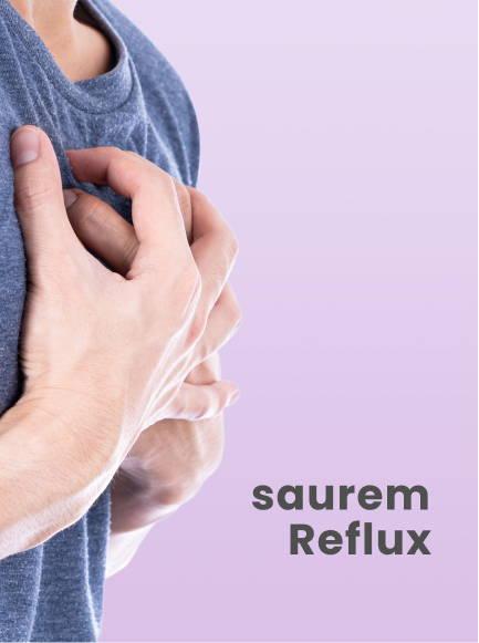 For Acid reflux