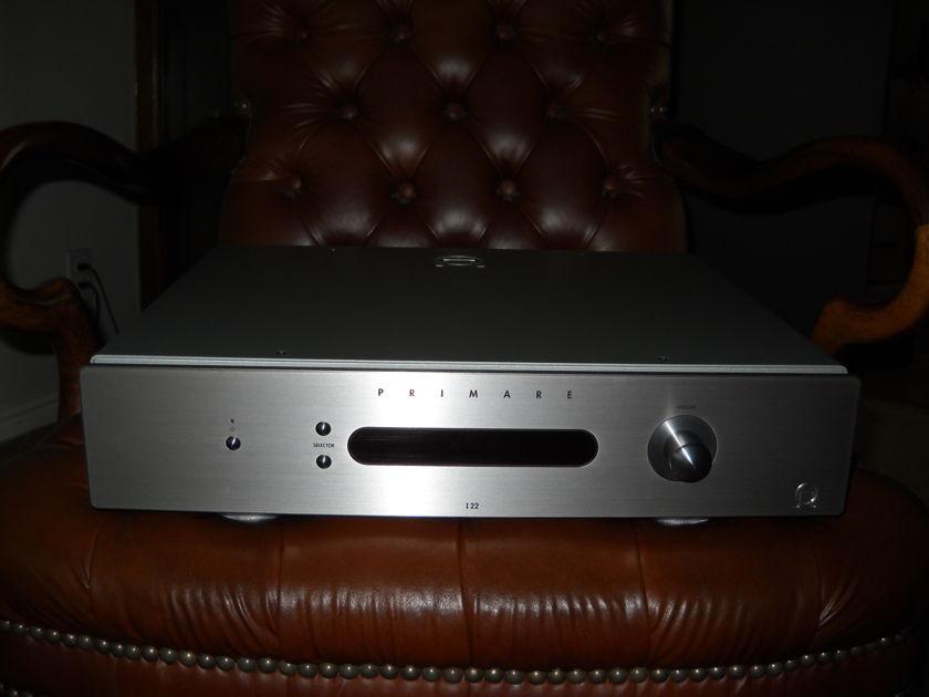 Primare I22 Integrated Amp Titanium Mint