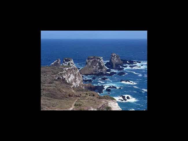 Isla de la Plata-Montañita