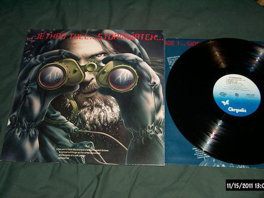 Jethro tull - Stormwatch lp nm
