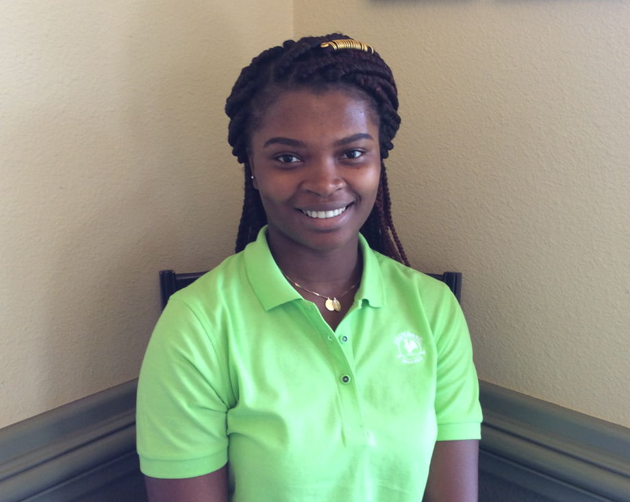 Ms. Appiah , Support Staff