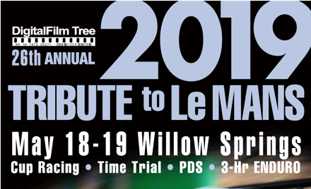 POC Tribute to LeMans May 18-19, 2019