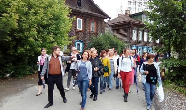 Три горы: холмы, овраги и деревянные улочки старой Казани