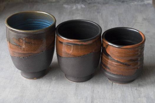 Стаканы (вазы) Ю-но-ми