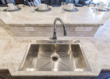 Vault Stainless Sink
