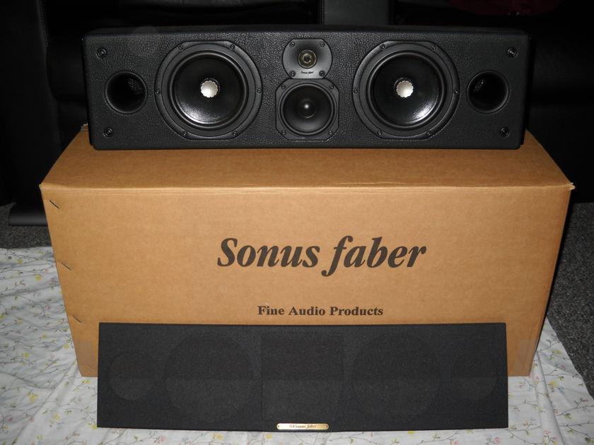 Sonus Faber Domus Center Speaker Piano Black