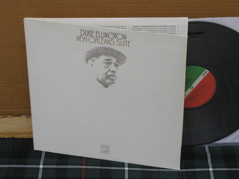 Duke Ellington - New Orleans Suite Atlantic SD1580 from 1971!