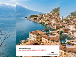 """Market Report Northern Italian Lakes"""