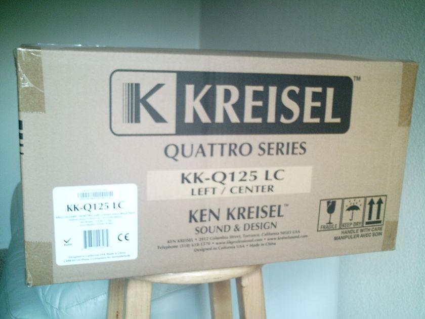 KEN KREISEL KK-Q125 LC left or center speaker