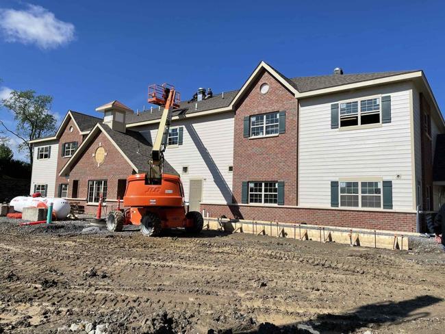 Building construction update 5.6.21