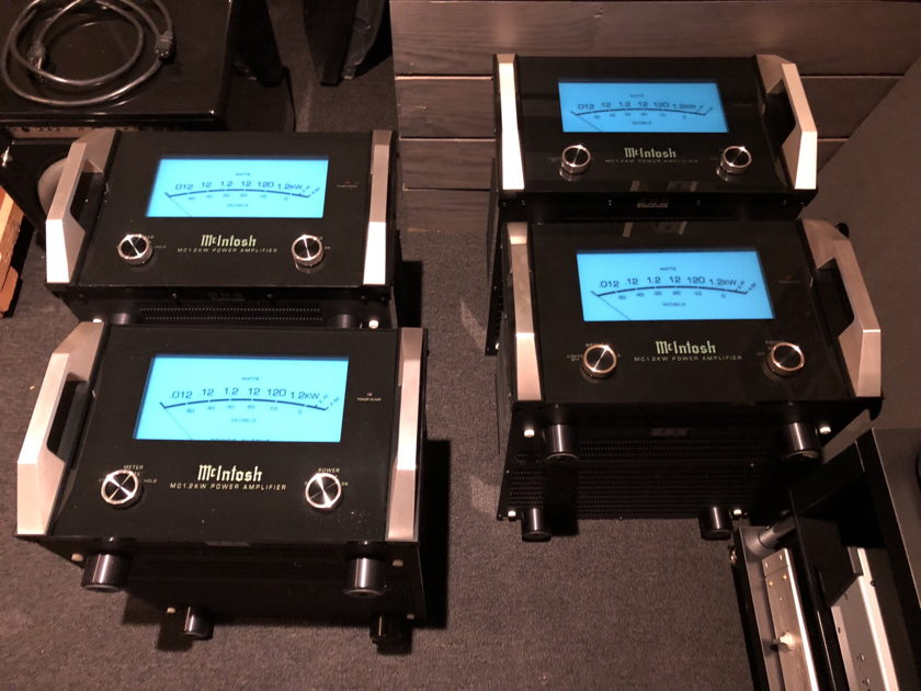 McIntosh MC 1.2kW 2 pairs available excellent conditiont!!!