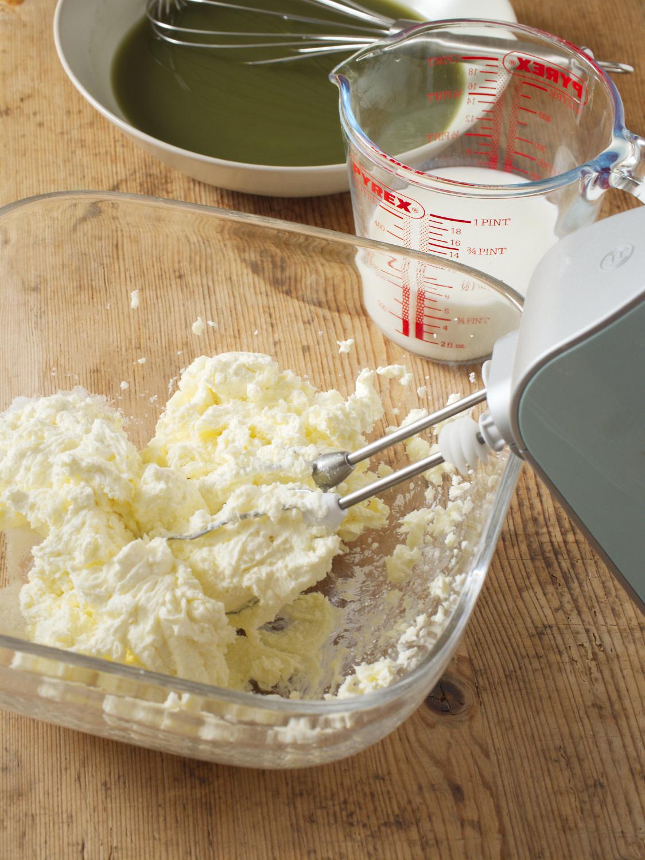 Tiramisu mascarpone cheese