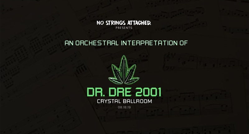 Dr. Dre's 2001: An Orchestral Rendition
