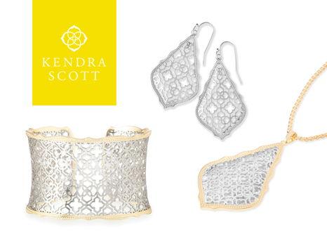 Kendra Scott Custom Jewelry Set