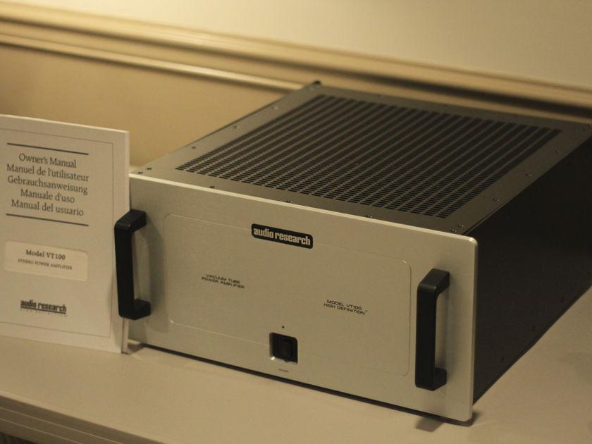 Audio Research VT 100 Mk 3 Tube Amplifier