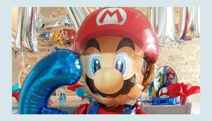 partylicious berlin super mario ballon