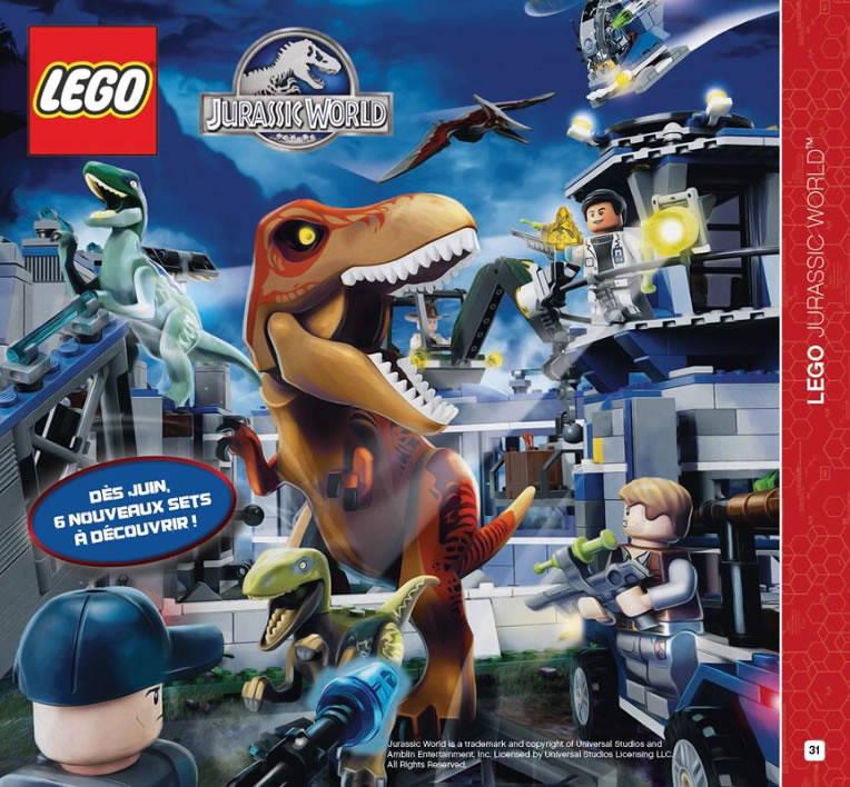 LEGO Jurassic World (2015 release)