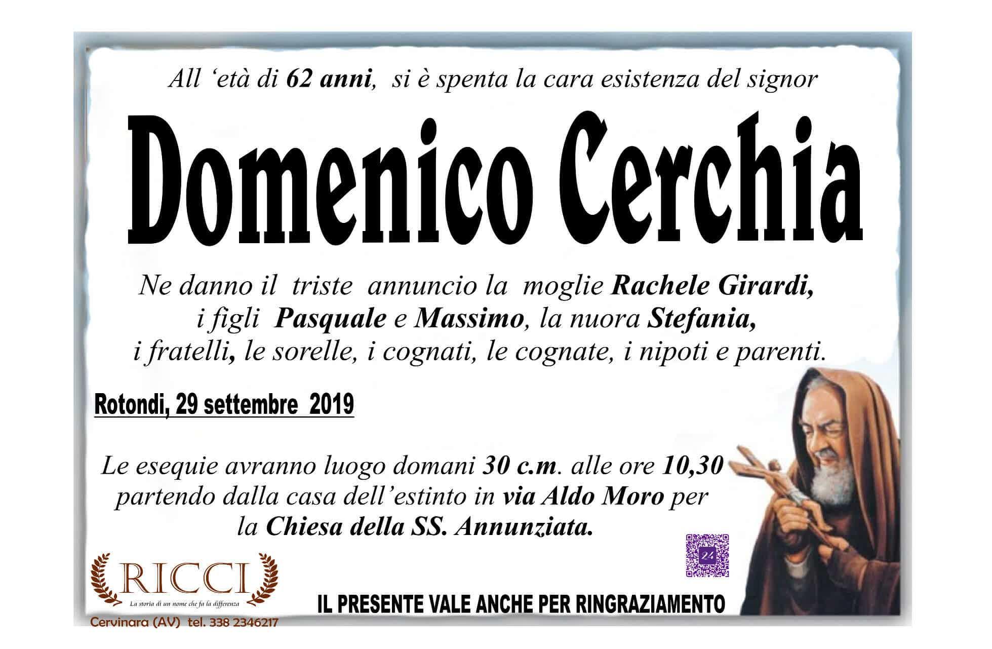 Domenico Cerchia