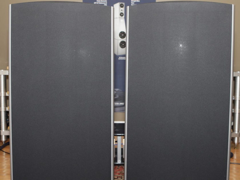 Quad ESL - 2905 Reference Loudspeakers Top of the Line Electrostatic - Rare!