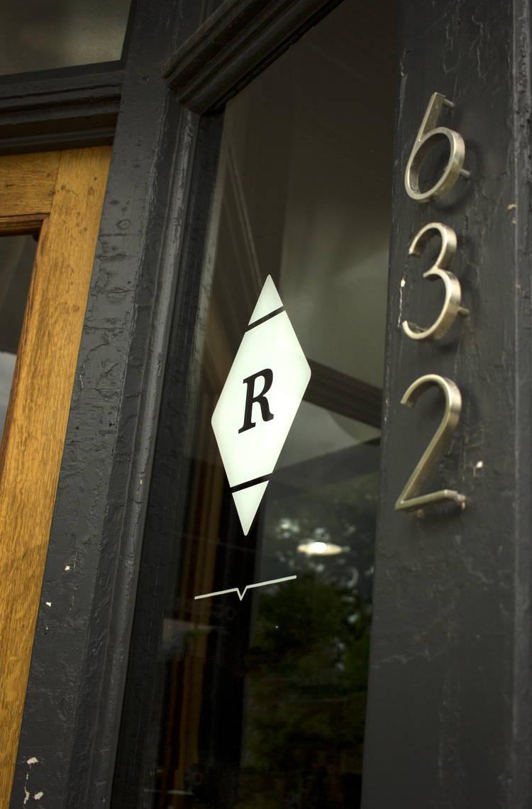 Rowster Door