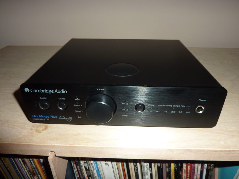 Cambridge Audio DAC Magic plus