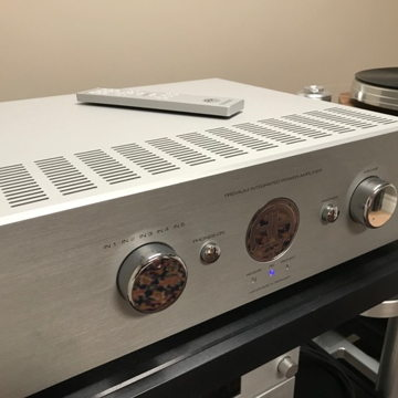 Power 1 MK 4 Integrated Amplifier