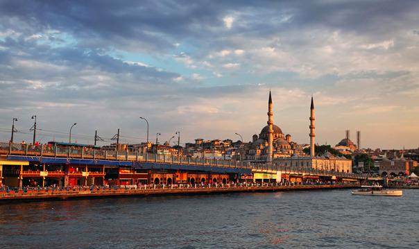 История Стамбула от и до