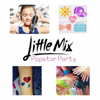 Little Mix Popstar Party