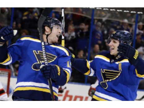 Spend a Game with Blues Alumni