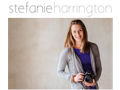 One Hour On-Location Photography Session with Stefanie Harrington
