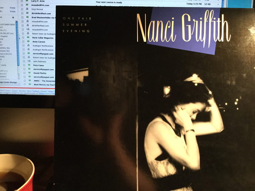 NANCI GRIFFITH - ONE FAIR SUMMER EVENING