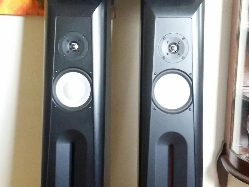 Thiel Audio CS 1.7 SCS3 ***Thiel CS 1.6 Speakers, SCS3 center channel***