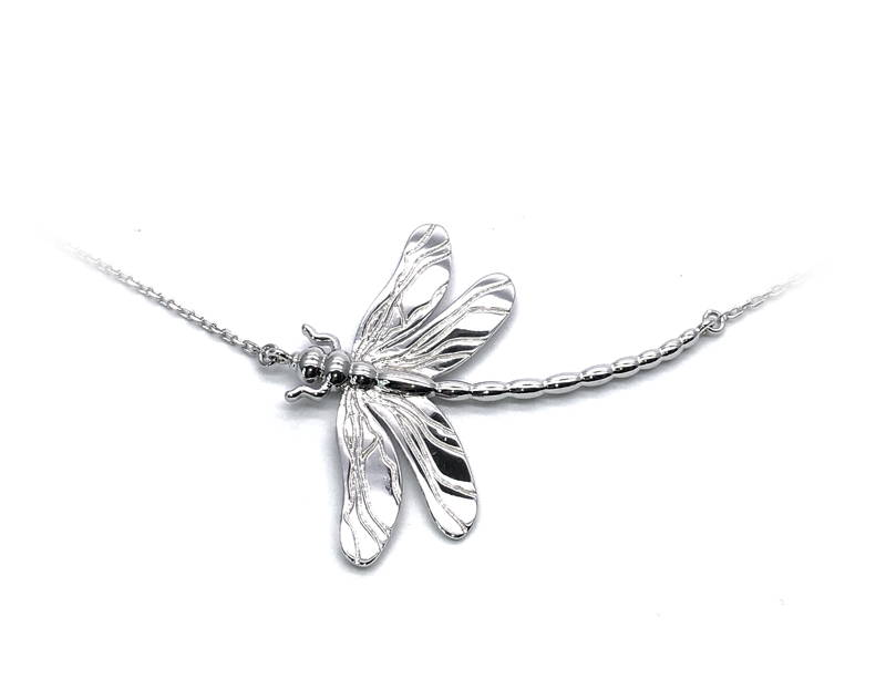 Dragonfly pendant-D-Fage