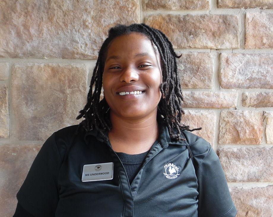 Ms. Underwood , Explorers Club Lead Teacher
