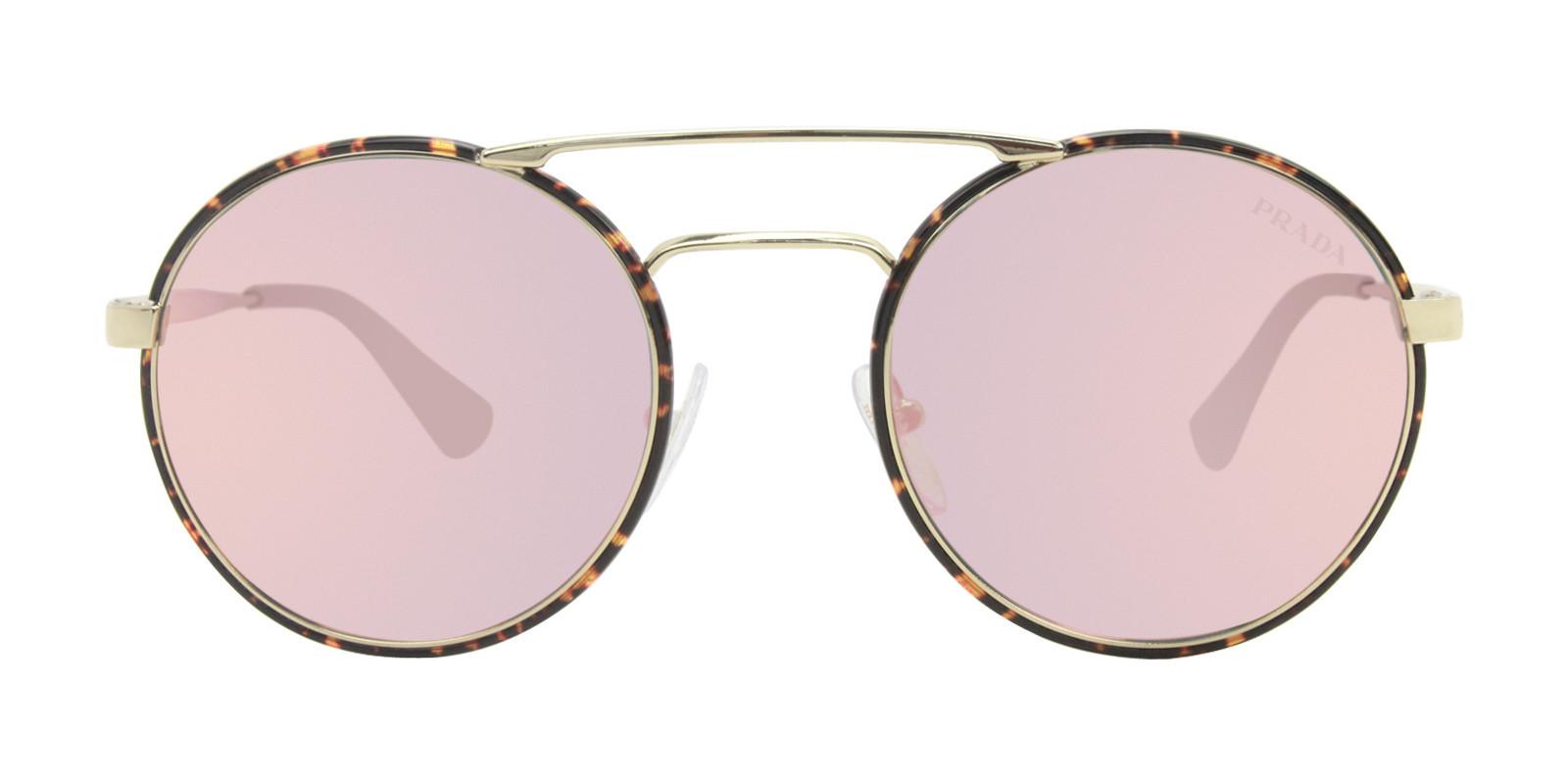 Prada Round Glasses