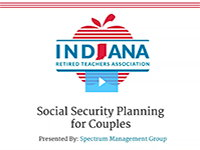 Slide for Savvy Social Security Planning for Couples