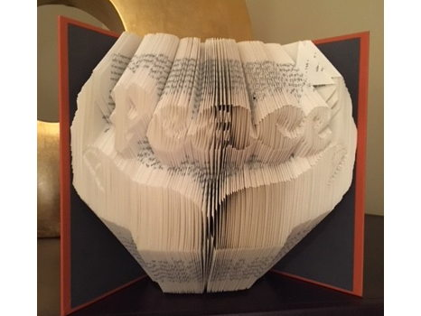 Folded Art Book