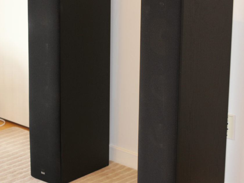 B&W 683 Three-way Floorstanding Speakers