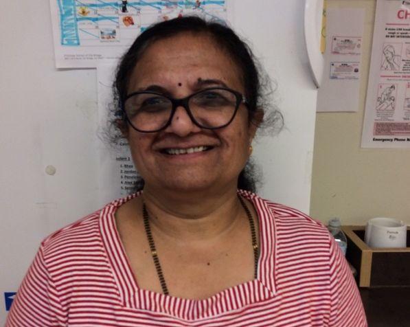 Alka Bhatt , Teacher- Infant