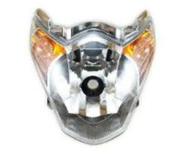 Bloco óptico moto CG 150 Mix